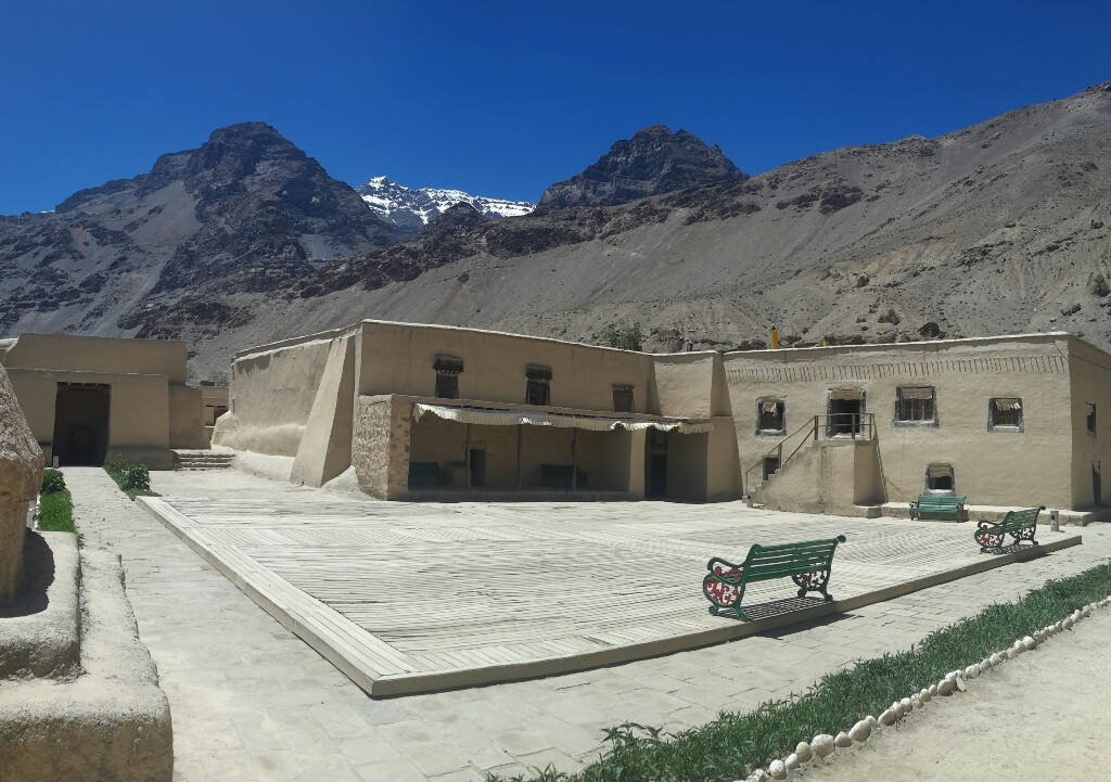 1020 YEAR OLD TABO GOMPA